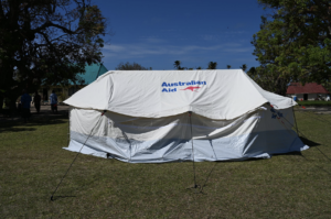 AusAid Family Tent Alpinter