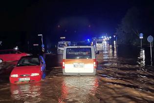 Flooding Germany Alpinter Relief